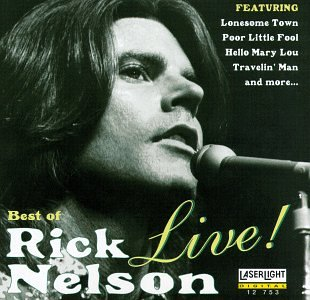 The Best of Rick Nelson Live!