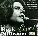 Pochette de l'album pour The Best of Ricky Nelson