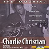 Cover de The Immortal Charlie Christian