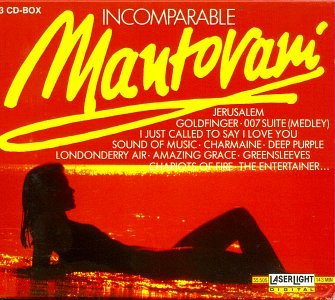 Mantovani - Incomparable Mantovani - Zortam Music