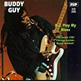 Album cover for D.J. Play My Blues