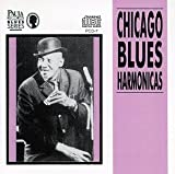 Copertina di Chicago Blues Harmonicas