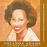 album art to Yolanda Adams at Her Very Best