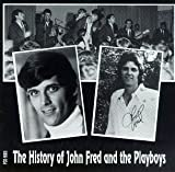 Skivomslag för The History of John Fred and the Playboys