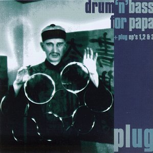 Capa do álbum Drum And Bass For Papa
