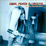Cover of Love, Peace & Poetry: American Psychedelic Music