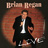Capa do álbum Brian Regan: Live