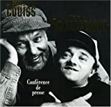 Album cover for Conference De Presse