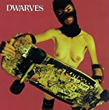 Cubierta del álbum de The Dwarves Are Young and Good Looking