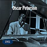 Capa de Oscar Peterson Plays Jazz Standards