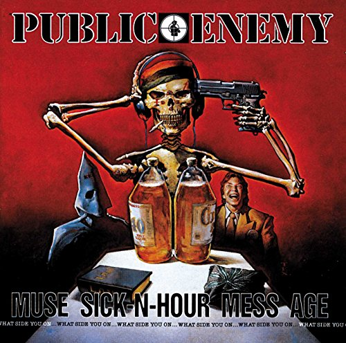 Album cover for Muse Sick-N-Hour Mess Age