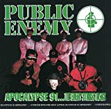 Copertina di album per Apocalypse 91 ... The Enemy Strikes Black