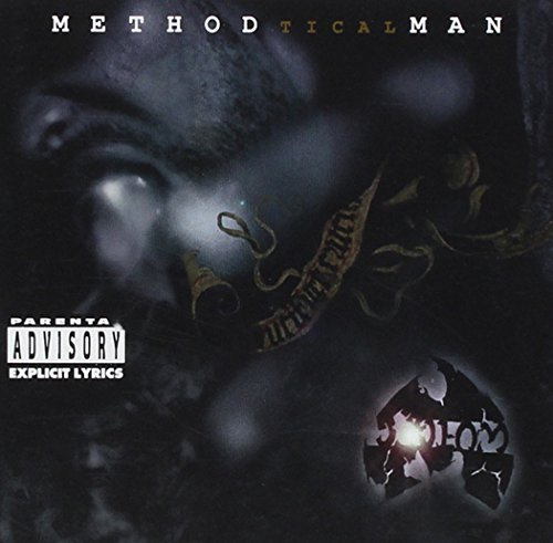 CD-Cover: Method Man - Tical