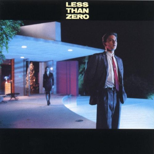 CD-Cover: Bangles - Less than Zero Original Soundtrack