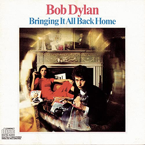 CD-Cover: Bob Dylan - Bringing It All Back Home
