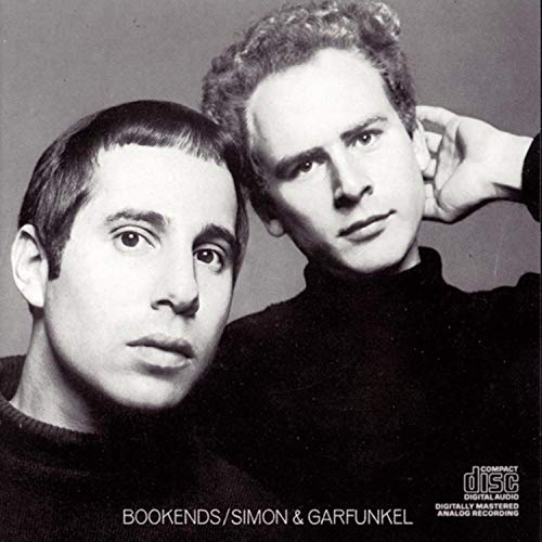 CD-Cover: Simon & Garfunkel - Bookends