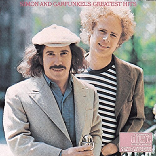 Original album cover of Simon & Garfunkel - Greatest Hits by Simon & Garfunkel
