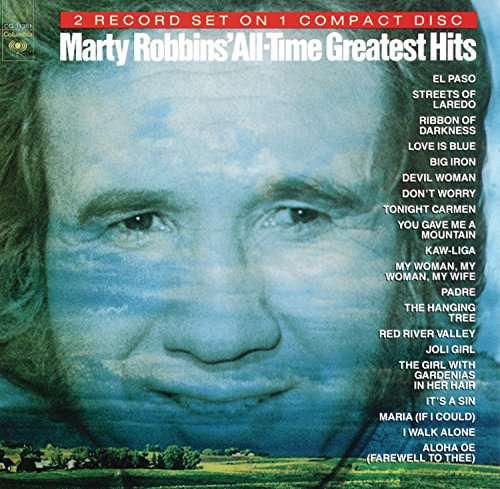 MARTY ROBBINS - All-Time Greatest Hits - Zortam Music