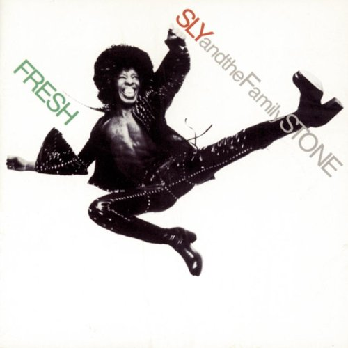CD-Cover: Sly and the Family Stone - Fresh