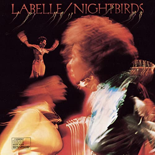 CD-Cover: Labelle - Nightbirds