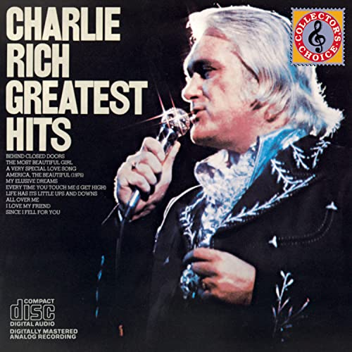 Cover Charlie Rich - Greatest Hits