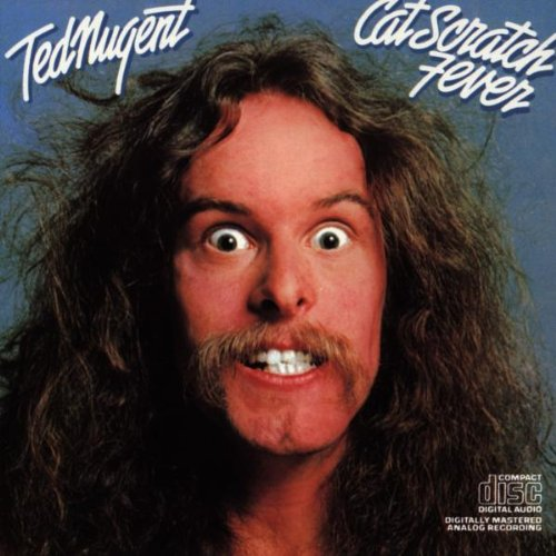 Ted nugent classic rock for What does cat scratch fever look like