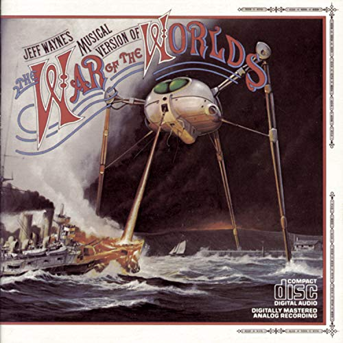 The War Of The Worlds (1976 Studio Cast)