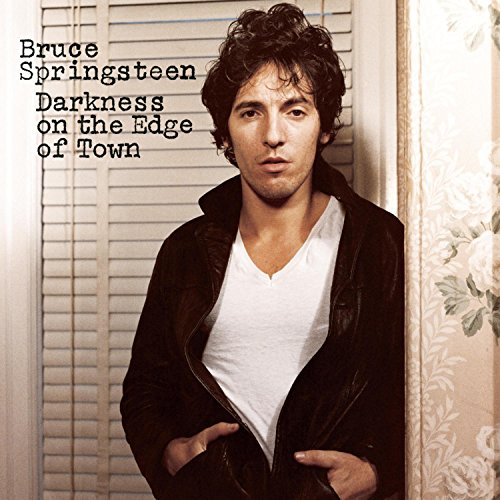 Original album cover of Darkness on the Edge of Town by Bruce Springsteen