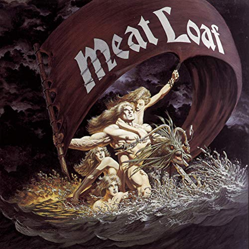 Original album cover of Dead Ringer by Meat Loaf