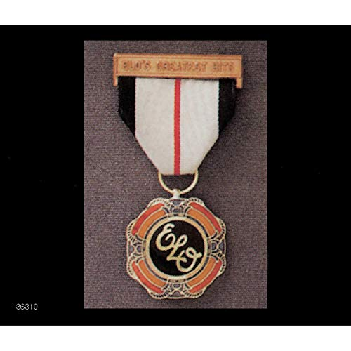 CD-Cover: E.L.O. (Electric Light Orchestra) - ELO's Greatest Hits