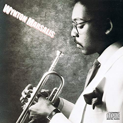 wynton marsalis - self-titled LP (album art)