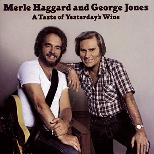 MERLE HAGGARD - A Taste of Yesterday
