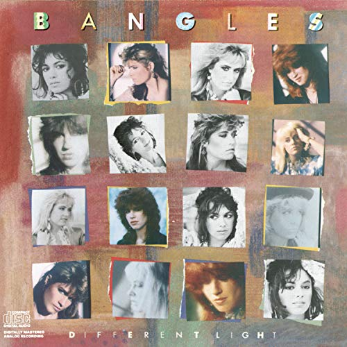 CD-Cover: The Bangles - Different Light