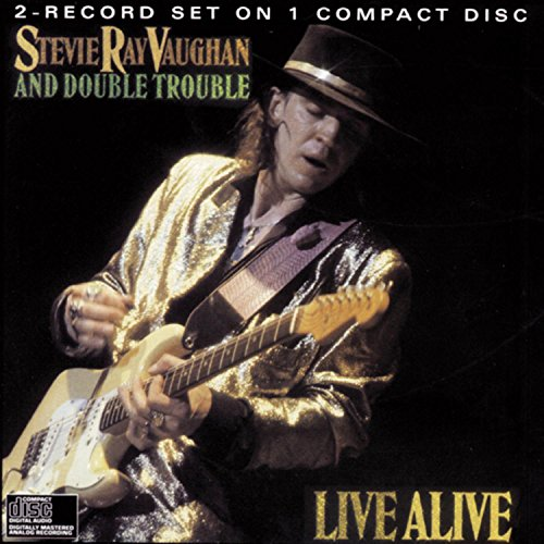 Stevie Ray Vaughan - Live Alive - Zortam Music