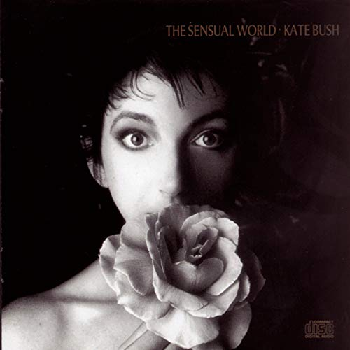 CD-Cover: Kate Bush - The Sensual World