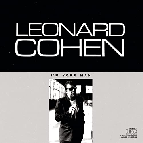 CD-Cover: Leonard Cohen - I'm your man