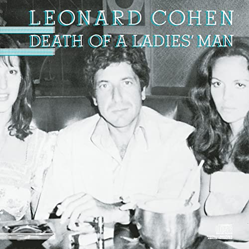 Leonard Cohen - Death Of A Ladies` Man - Zortam Music