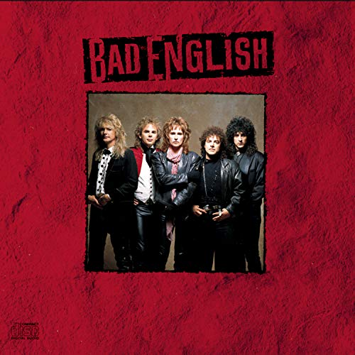 Bad English LP