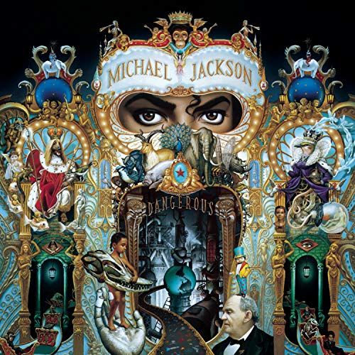 Michael Jackson - x2 Bad  Dangerous - Zortam Music