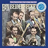 Album cover for Bix Beiderbecke, Vol. 1: Singin' the Blues