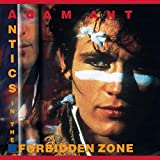 album art to Antics in the Forbidden Zone