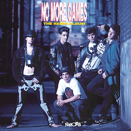 New Kids On The Block - No More Games