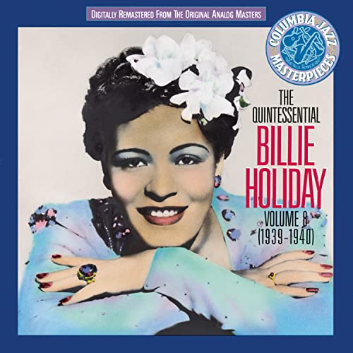 Billie Holiday - The Quintessential - Volume 8