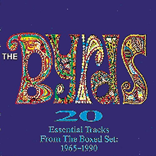 The Byrds - 20 Essential Tracks From the Boxed Set_ 1965-90 - Lyrics2You