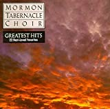 Skivomslag för The Mormon Tabernacle Choir's Greatest Hits: 22 Best-Loved Favorites