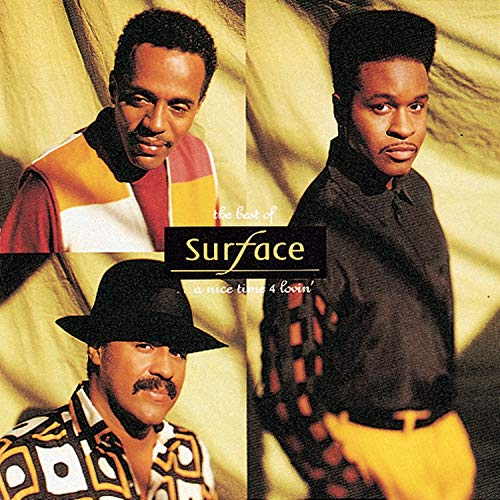 Surface - The Best Surface: A Nice Time For Loving
