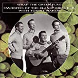 Album cover for Wrap the Green Flag: Favorites of the Clancy Borthers with Tommy Makem