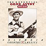 Capa do álbum The Essential Gene Autry 1933-1946