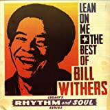 Skivomslag fr Lean on Me: The Best of Bill Withers