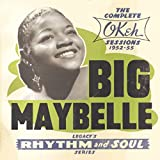 Album cover for The Complete OKeh Sessions 1952-'55